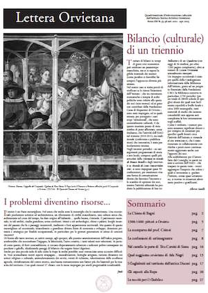 Lettera Orvietana - anno 14 - n 35-36