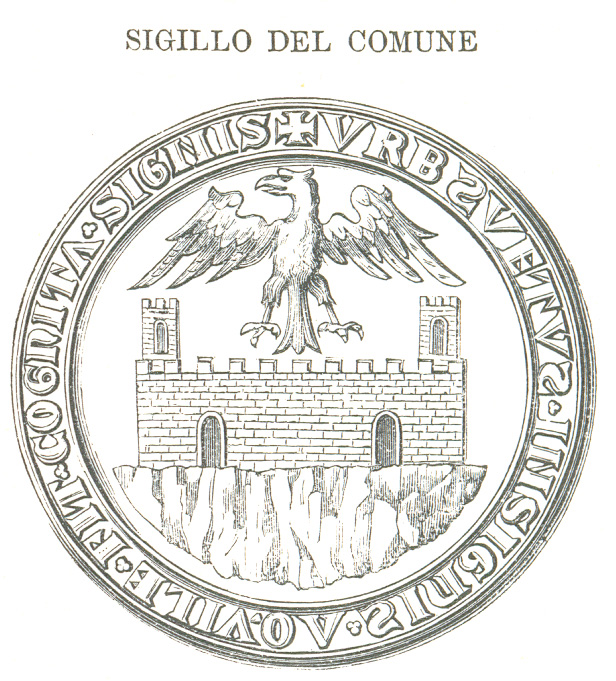 ISAO - sigillo del comune